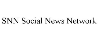 mark for SNN SOCIAL NEWS NETWORK, trademark #85546549