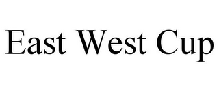 mark for EAST WEST CUP, trademark #85546865