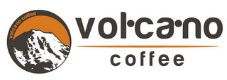 mark for VOL·CA·NO COFFEE VOL·CA·NO COFFEE, trademark #85546888