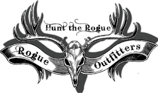mark for ROGUE OUTFITTERS HUNT THE ROGUE, trademark #85546897