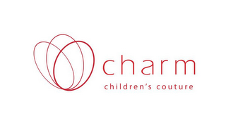 mark for CHARM CHILDREN'S COUTURE, trademark #85546973