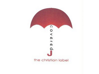 mark for COVERED THE CHRISTIAN LABEL, trademark #85547437