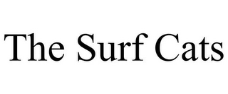 mark for THE SURF CATS, trademark #85547561