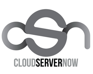 mark for CSN CLOUDSERVERNOW, trademark #85547694