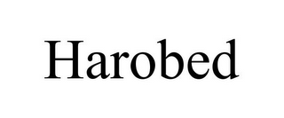 mark for HAROBED, trademark #85547734