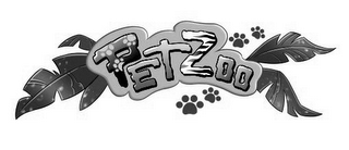 mark for PETZOO, trademark #85547807