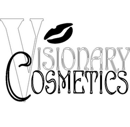 mark for VISIONARY COSMETICS, trademark #85548069