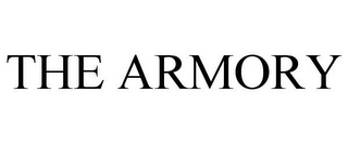 mark for THE ARMORY, trademark #85548195