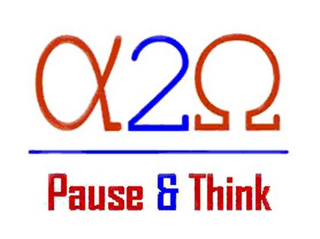 mark for ALPHA2OMEGA PAUSE & THINK, trademark #85548457