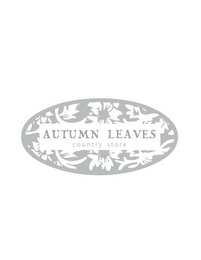 mark for AUTUMN LEAVES COUNTRY STORE, trademark #85548522