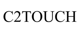 mark for C2TOUCH, trademark #85548559