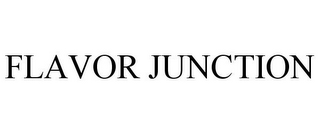mark for FLAVOR JUNCTION, trademark #85548737