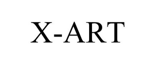 mark for X-ART, trademark #85548788