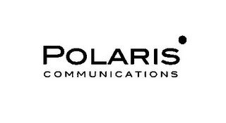 mark for POLARIS COMMUNICATIONS, trademark #85548833
