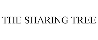 mark for THE SHARING TREE, trademark #85549242
