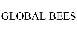 mark for GLOBAL BEES, trademark #85549257