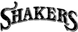 mark for SHAKERS, trademark #85549263