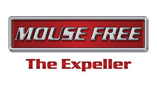 mark for MOUSE FREE THE EXPELLER, trademark #85549336