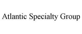 mark for ATLANTIC SPECIALTY GROUP, trademark #85549382