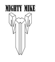 mark for MIGHTY MIKE MM, trademark #85549788