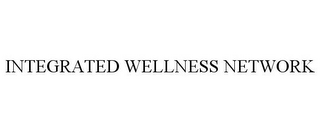 mark for INTEGRATED WELLNESS NETWORK, trademark #85549894