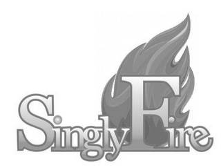 mark for SINGLYFIRE, trademark #85549937