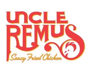 mark for UNCLE REMUS SAUCY FRIED CHICKEN, trademark #85549992
