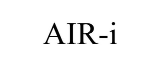 mark for AIR-I, trademark #85550014