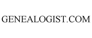 mark for GENEALOGIST.COM, trademark #85550019