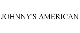mark for JOHNNY'S AMERICAN, trademark #85550143