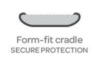mark for FORM-FIT CRADLE SECURE PROTECTION, trademark #85550269