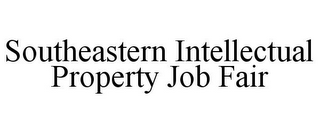 mark for SOUTHEASTERN INTELLECTUAL PROPERTY JOB FAIR, trademark #85550466