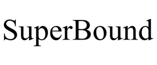 mark for SUPERBOUND, trademark #85550513