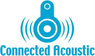 mark for CONNECTED ACOUSTIC, trademark #85550550