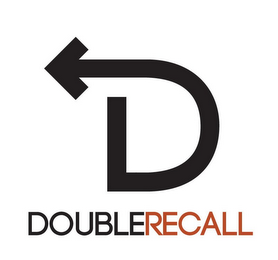 mark for D DOUBLERECALL, trademark #85550634
