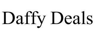 mark for DAFFY DEALS, trademark #85550661