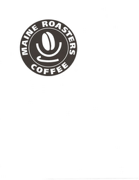 mark for MAINE ROASTERS COFFEE, trademark #85550669