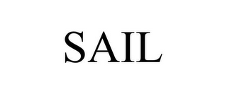 mark for SAIL, trademark #85550787