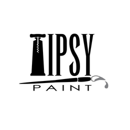 mark for TIPSY PAINT, trademark #85550991