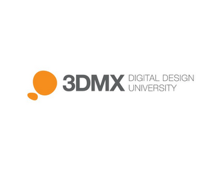 mark for 3DMX DIGITAL DESIGN UNIVERSITY, trademark #85551091