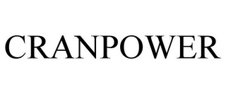 mark for CRANPOWER, trademark #85551228
