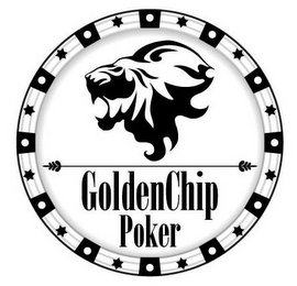 mark for GOLDENCHIP POKER, trademark #85551308