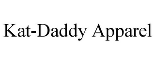 mark for KAT-DADDY APPAREL, trademark #85551353