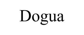 mark for DOGUA, trademark #85551458