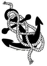 mark for NEWBURYPORT KNOT CO., trademark #85551464