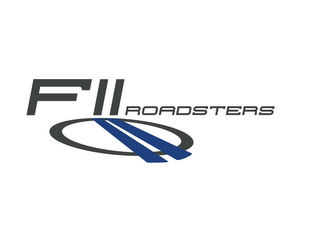 mark for FII ROADSTERS, trademark #85551543