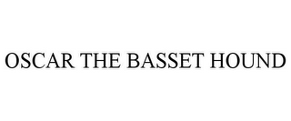 mark for OSCAR THE BASSET HOUND, trademark #85551570