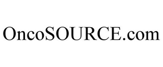 mark for ONCOSOURCE.COM, trademark #85551784