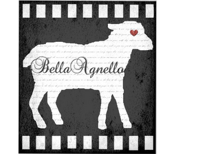 mark for BELLA AGNELLO, trademark #85551829