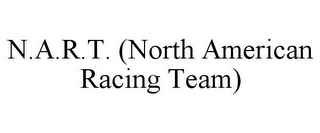 mark for N.A.R.T. (NORTH AMERICAN RACING TEAM), trademark #85551851